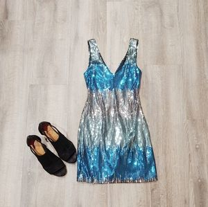 Lily Rose Sequin Dress